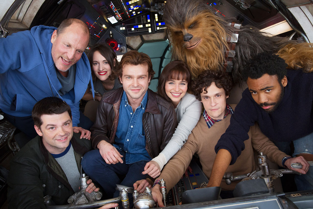 Star Wars' Han Solo Spin-Off Film Loses Its Directors