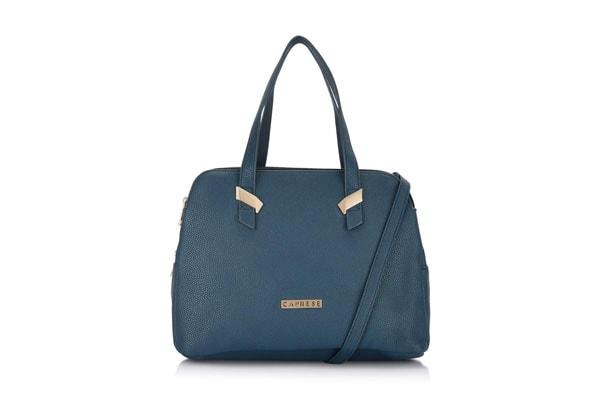 best handbags for women in india Caprese Rooky Women's Satchel (Navy)