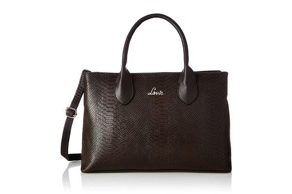 best handbags for women in india Lavie Womens Zipper Closure Satchel Handbag