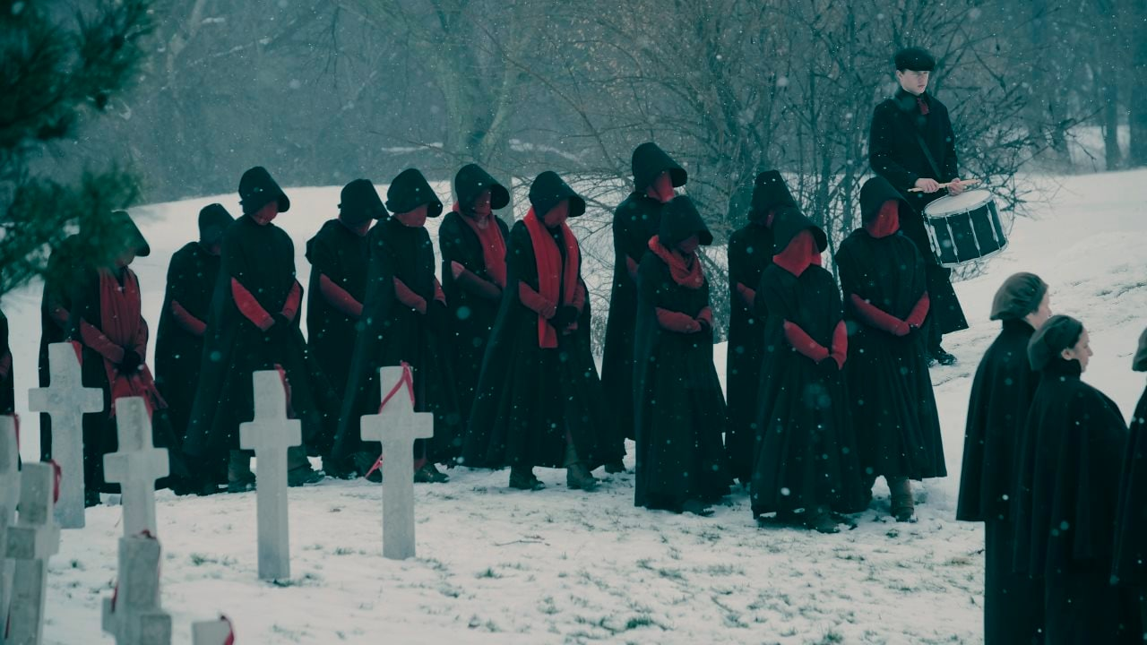 The Handmaid's Tale Is More Disturbing in New Season 2 Trailer