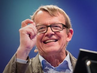 Hans Rosling, Who Made Statistics Interesting With His TED Talks, Dies