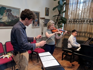 'Haptic Baton' Offers New Hope for Visually-Challenged Musicians