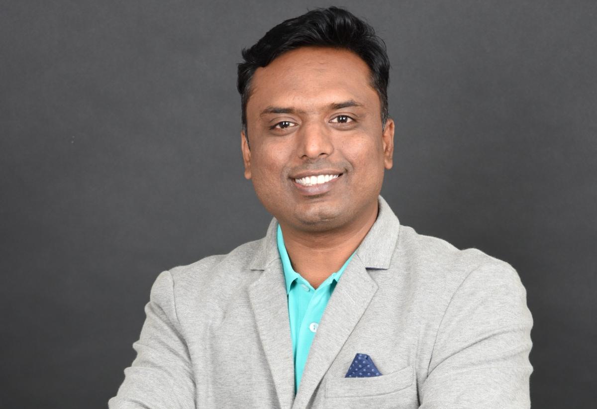 harish bv gadgets 360 COO and Co-Founder of Unocoin Harish BV