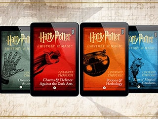 Four New Harry Potter Ebooks Announced, Promise a Journey Through History of Magic