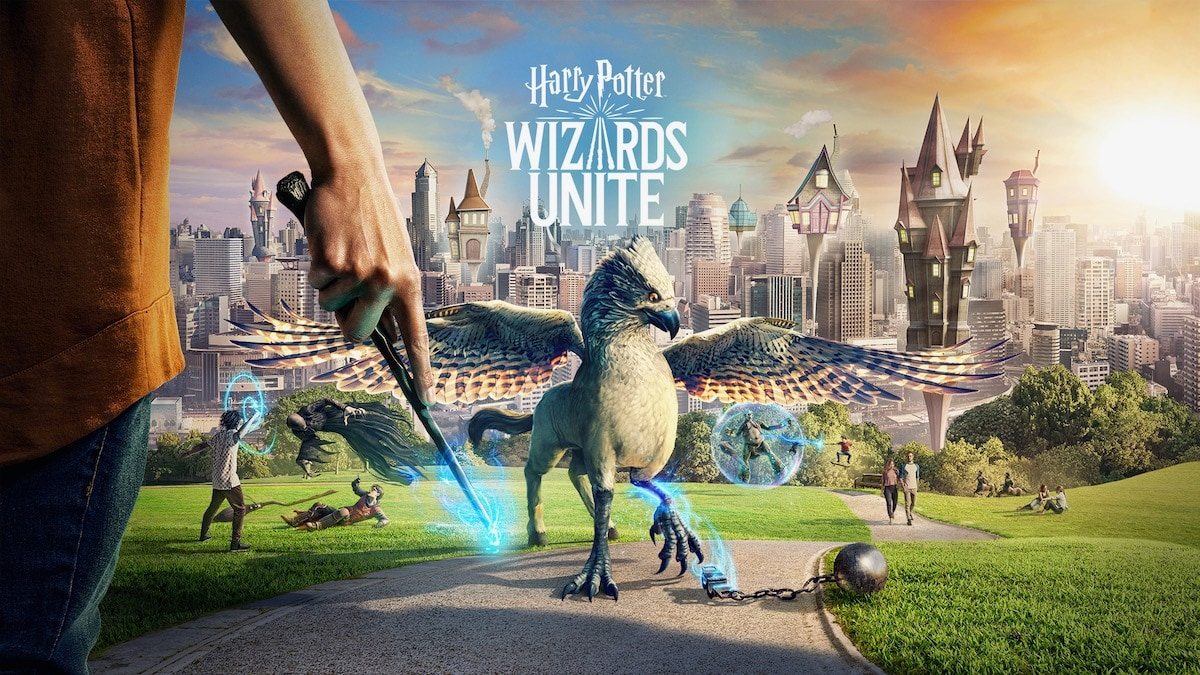 Harry Potter: Wizards Unite now available in 130 countries