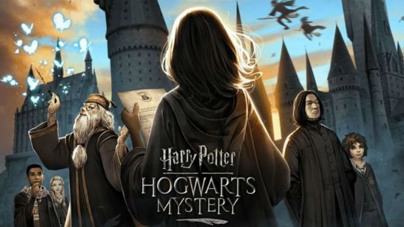 Harry Potter: Hogwarts Mystery RPG Game Launched for Android and iOS