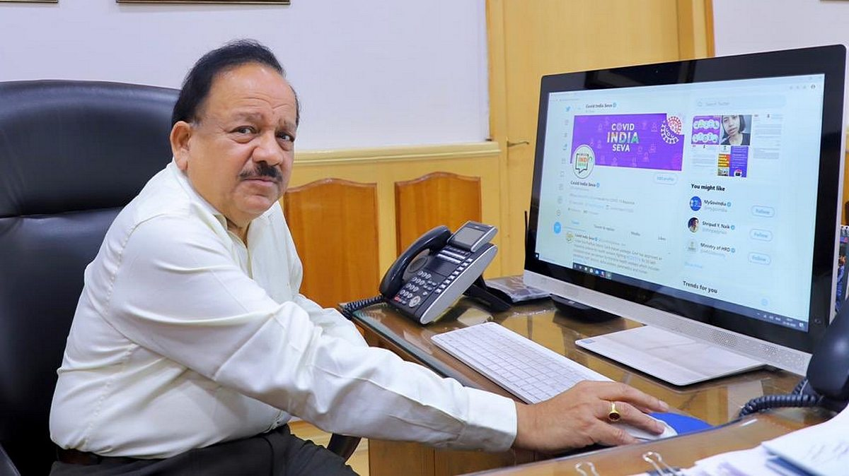 Health Ministry Teams Up With Twitter to Respond to Queries Around COVID-19