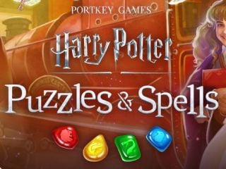 Harry Potter: Puzzles & Spells Launched by Zynga on Mobile Platforms