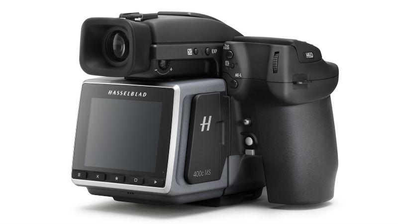Hasselblad Announces 400-Megapixel H6D-400c Multi-Shot Medium Format Camera