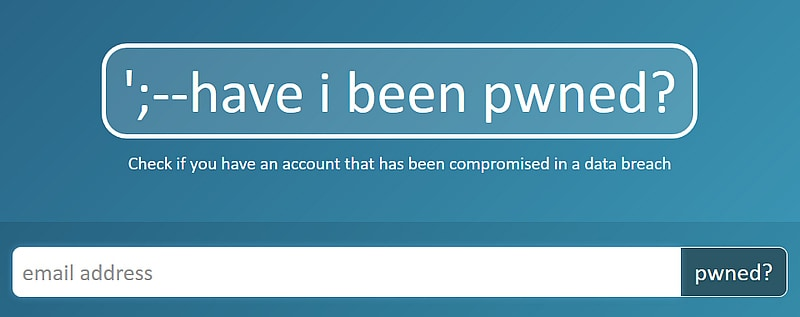 haveibeenpwnedemails haveibeenpwned