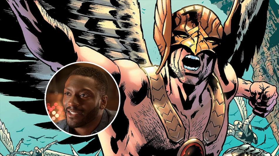 DC's Black Adam Casts Aldis Hodge as Hawkman
