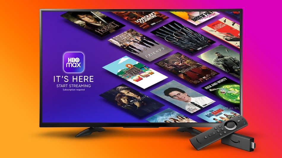 HBO Max App Now Available on Amazon Fire TV