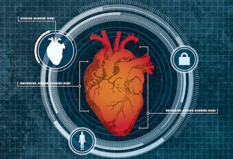 Your Heart Size Can Be Used as a Password, Researchers Claim