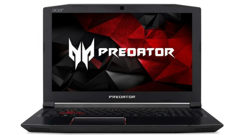 Acer Predator Helios 300 Gaming Laptop Launched in India Starting Rs. 1,29,999