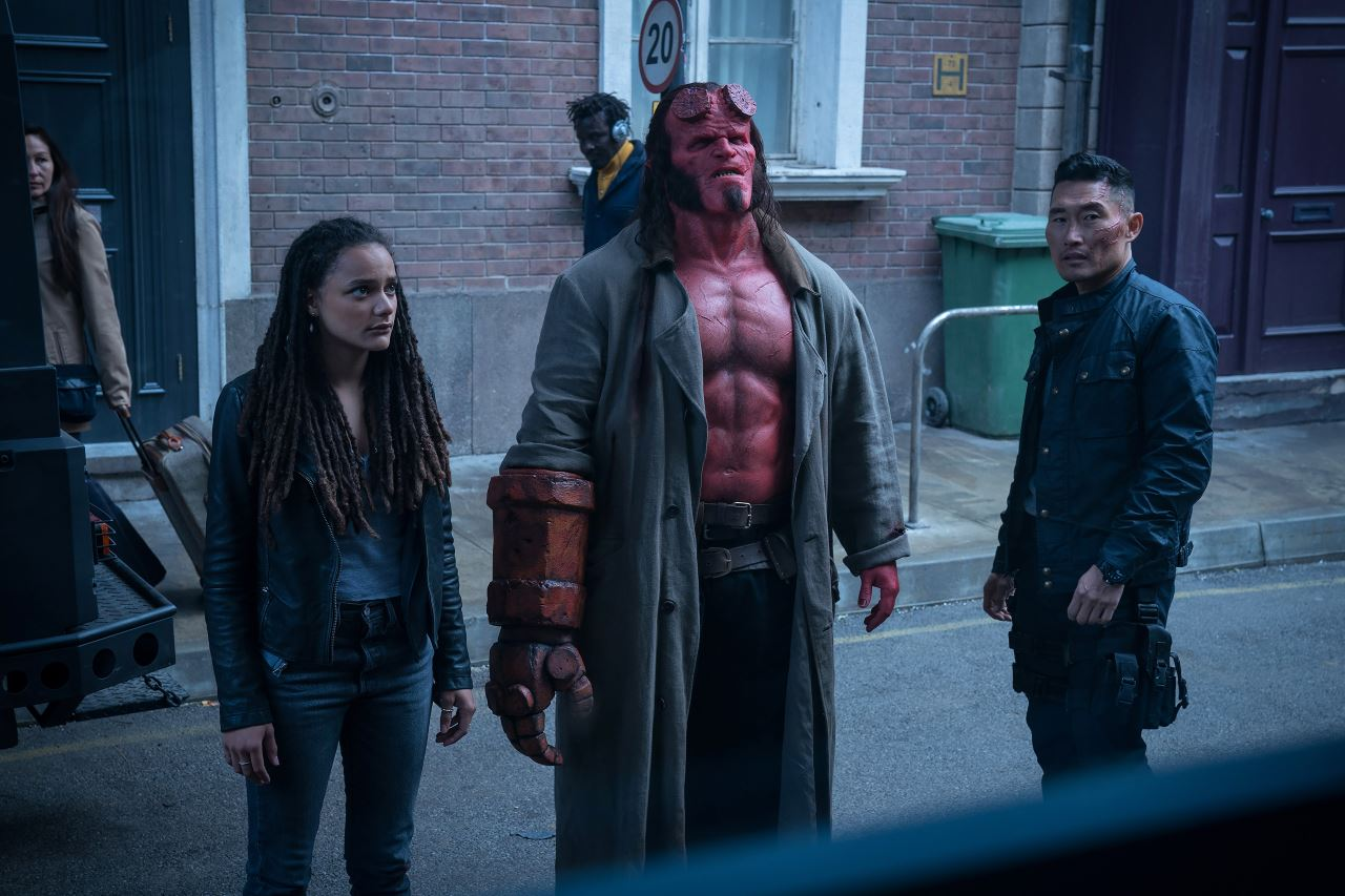 Hellboy Trailer: David Harbour Is Here to Smash Things in Reboot