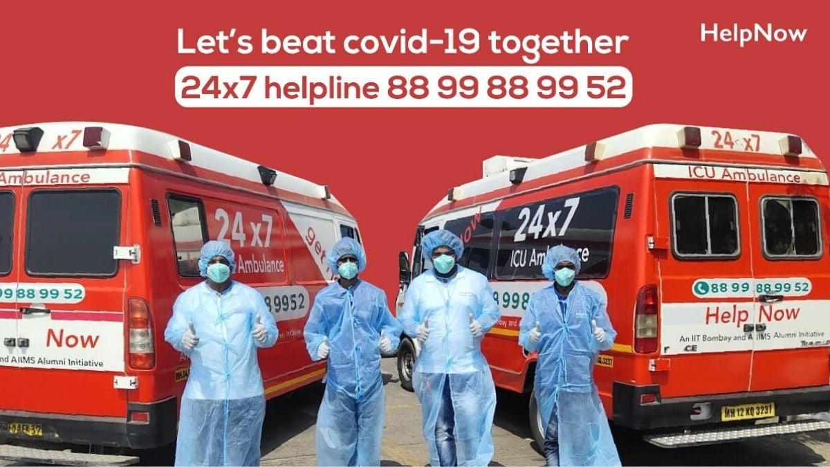 Mumbai Ambulance Startup Joins Coronavirus Battle