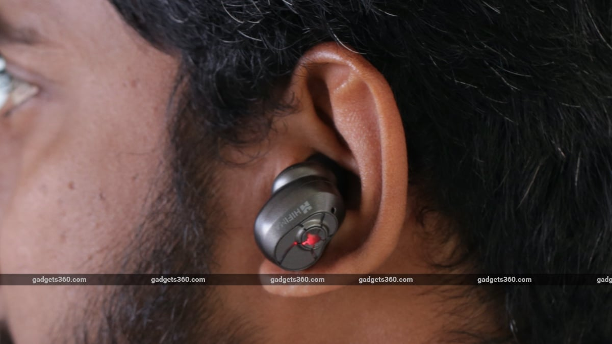 hifiman tws600 evaluation in the ear HiFiMan
