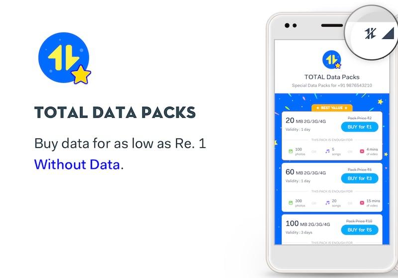 hike data packs Hike Total