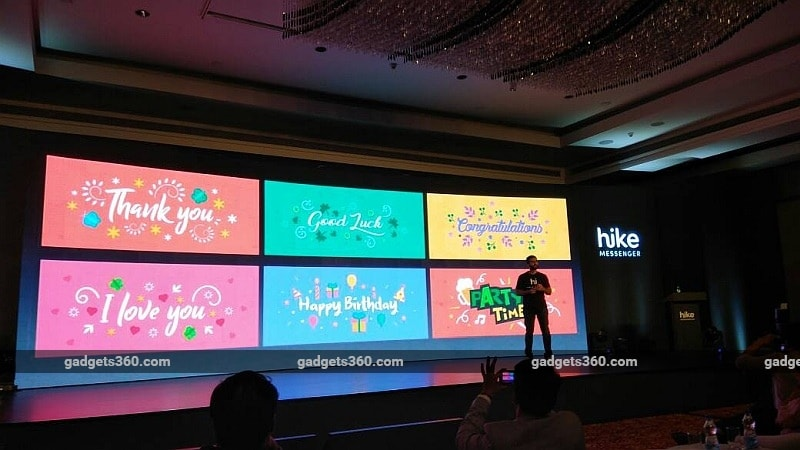 Indian messaging app Hike adds P2P payments