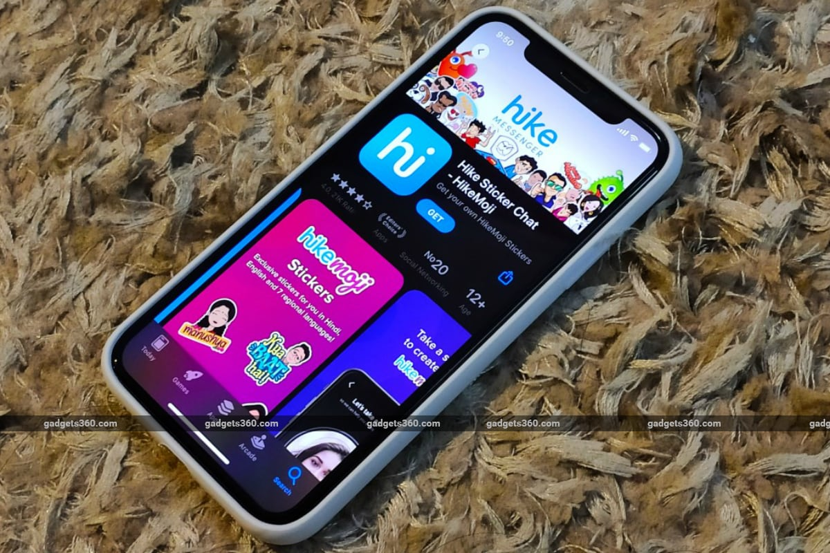 Hike Sticker Chat App Crosses 2 Million Weekly Active Users, Aimed to Start Generate Revenue in 2020