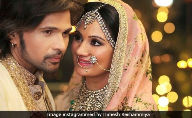 Himesh Reshammiya Marries Actress Sonia Kapoor, Shares Wedding Pics