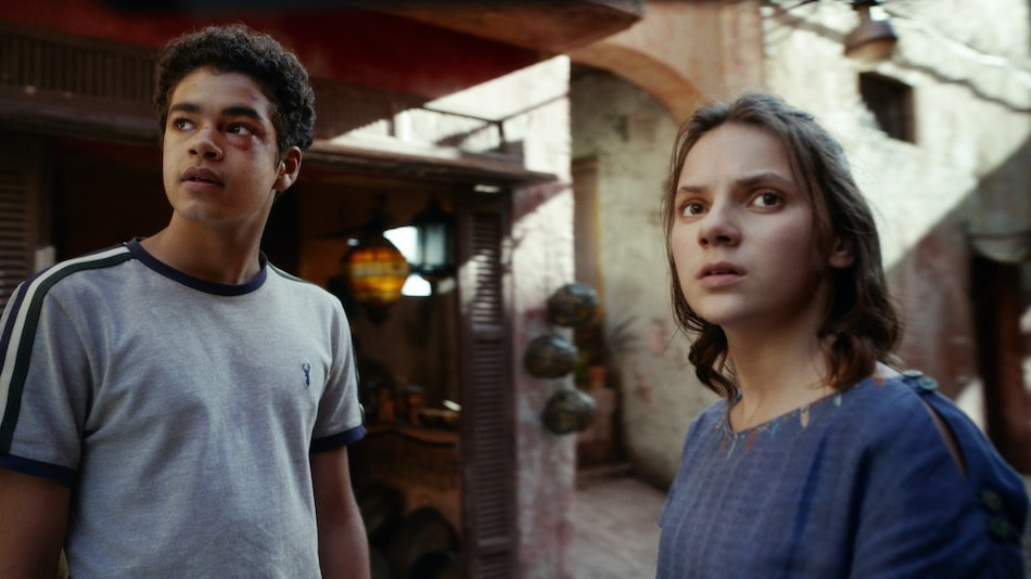His Dark Materials Season 2 Trailer Brings in 'The Subtle Knife' and a New World