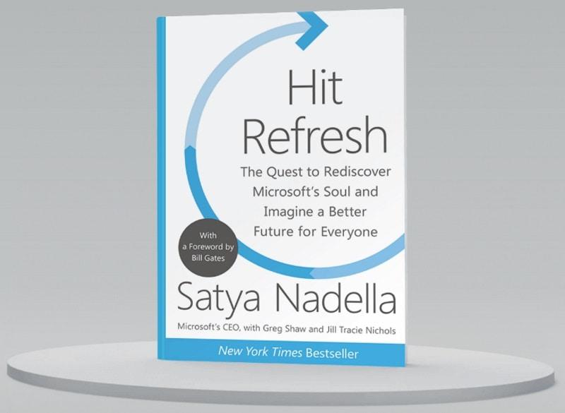 Satya Nadella's 'Hit Refresh' Out Soon in Hindi, Telugu, and Tamil