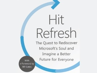 Satya Nadella's 'Hit Refresh' Out Soon in Hindi, Telugu, and Tamil
