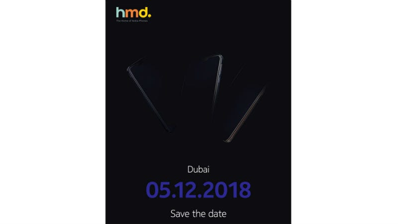 Nokia 2.1 Plus, Nokia 8.1, Nokia 9 Launch Expected at December 5 Event