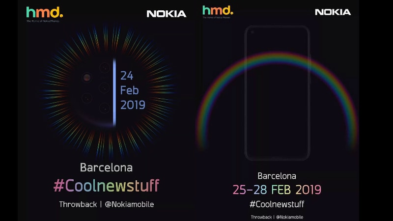HMD Global's Leaked MWC Teaser Seemingly Confirms Nokia 9 PureView and Its Penta-Lens Camera Setup