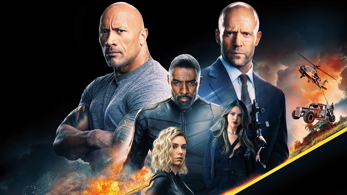 Fast and Furious: Hobbs and Shaw Out Now in India in English, Hindi, Tamil,  and Telugu | Entertainment News