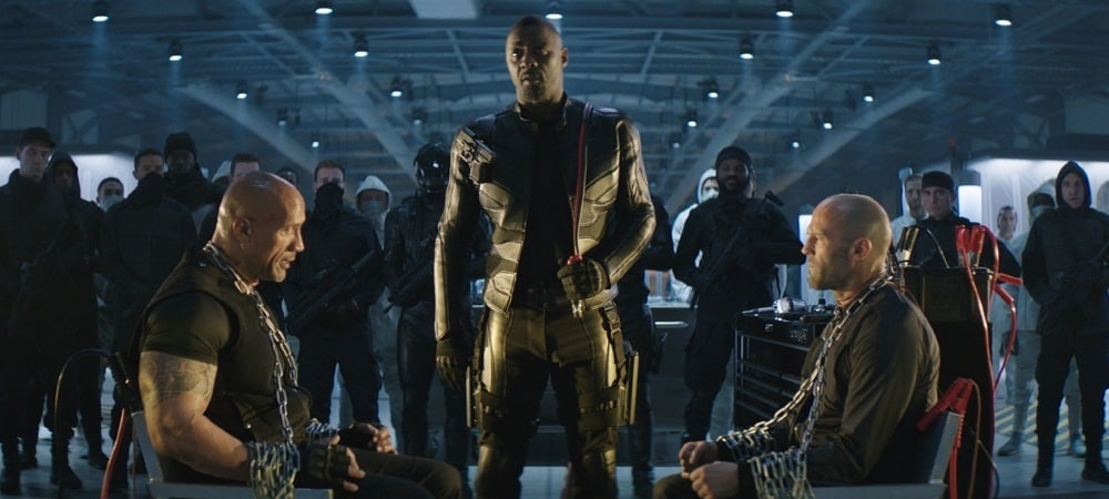 Hobbs & Shaw Trailer Shows Fast & Furious Has Fully Given Into Its Superhero Leanings