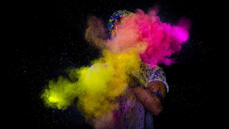 Happy Holi 2021 Stickers: How to Find, Add, and Share Holi Stickers on WhatsApp