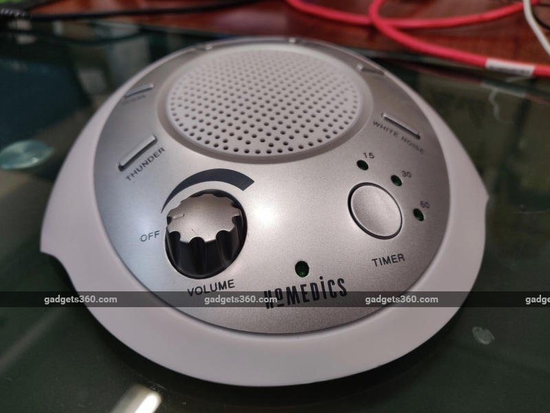 homedics sound spa review full HoMedics SoundSpa
