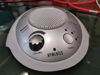 HoMedics SoundSpa Review