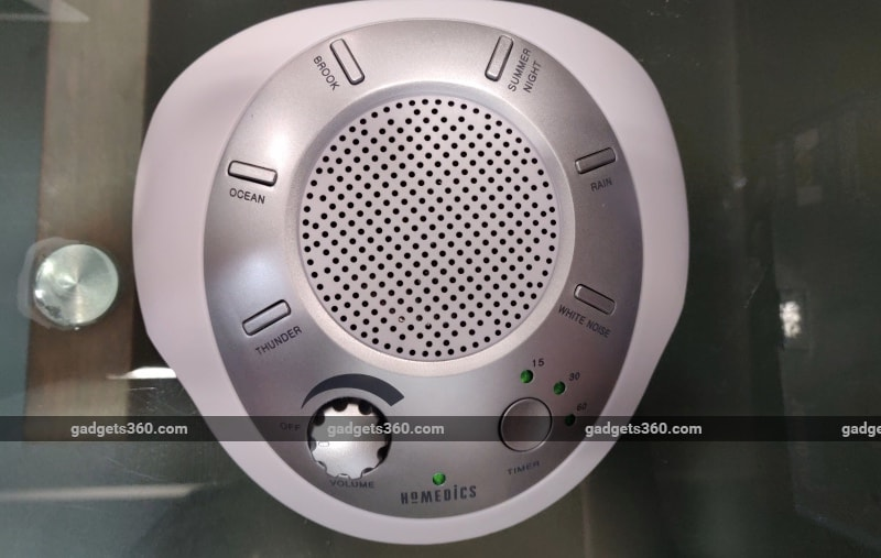 homedics sound spa review top HoMedics SoundSpa