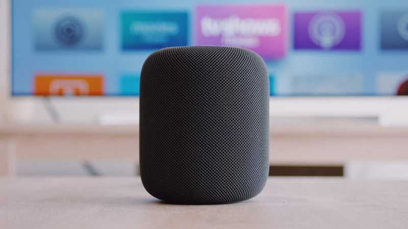 Apple's Next HomePod May Support 3D Hand Gestures and Face ID, Patent Tips