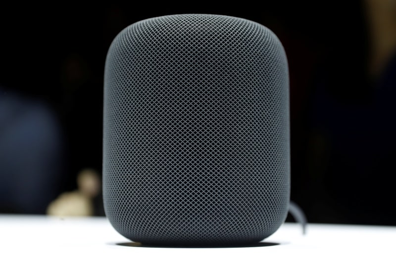 homepod reuters HomePod