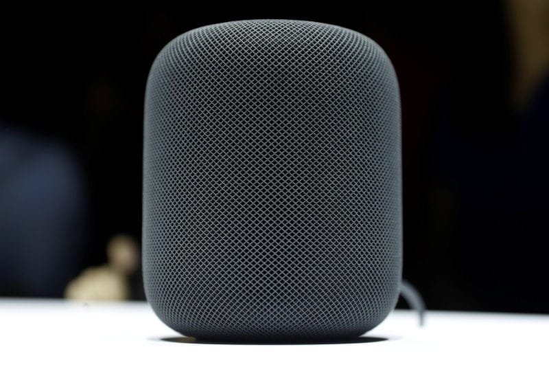 homepod reuters