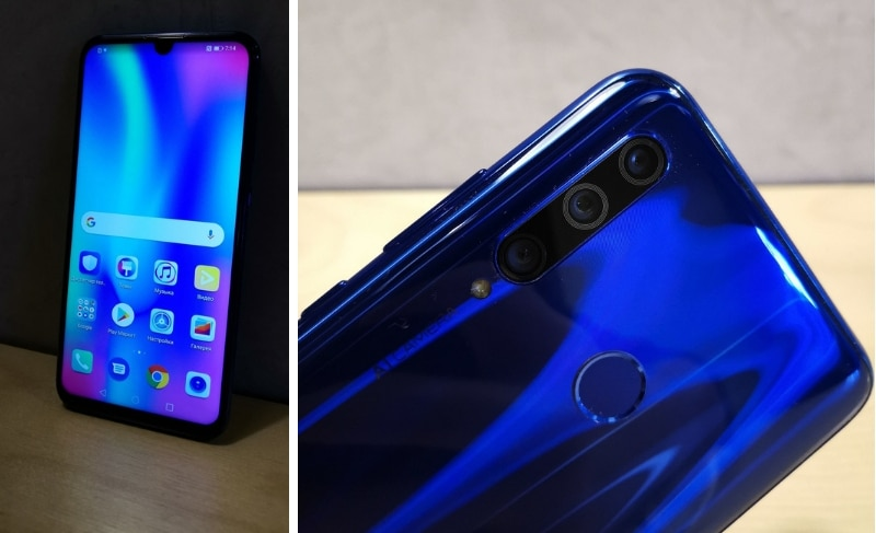 Honor 10i Photos and Specifications Leaked, Tipped to Sport Triple Rear Camera Setup