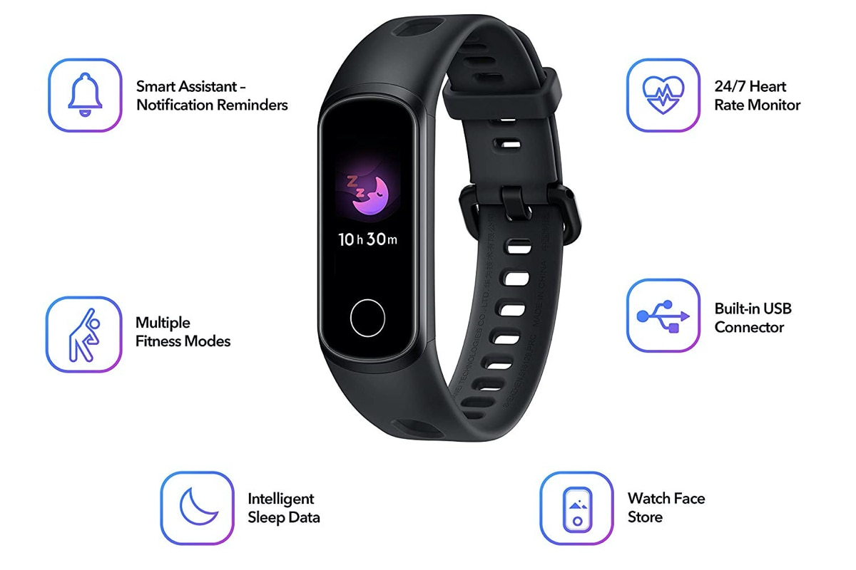 honor 2 inline honor band 5i features