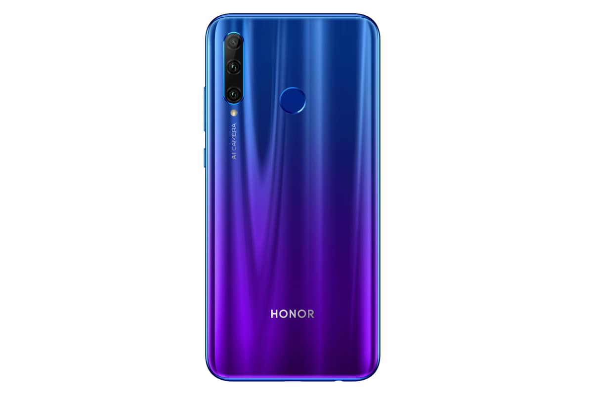 honor cam honor 20i