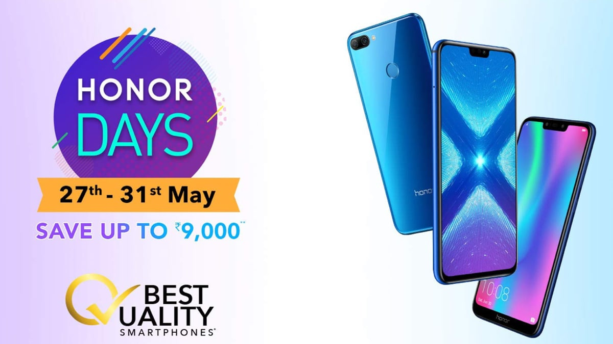 San Francisco ab44b 39947 Amazon Honor Days Sale: Honor View 20, Honor 10 Lite, Honor ...