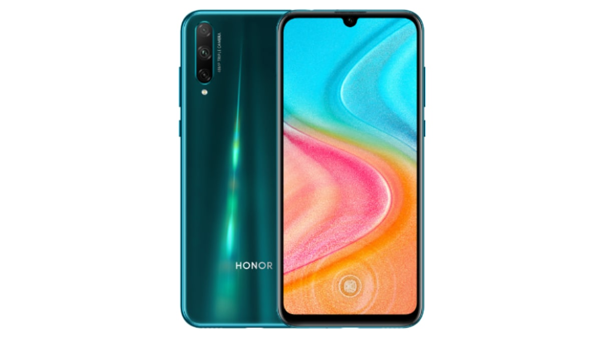 Honor 20 Lite China Variant With 48-Megapixel Camera, 4,000mAh Battery Launched: Price, Specifications
