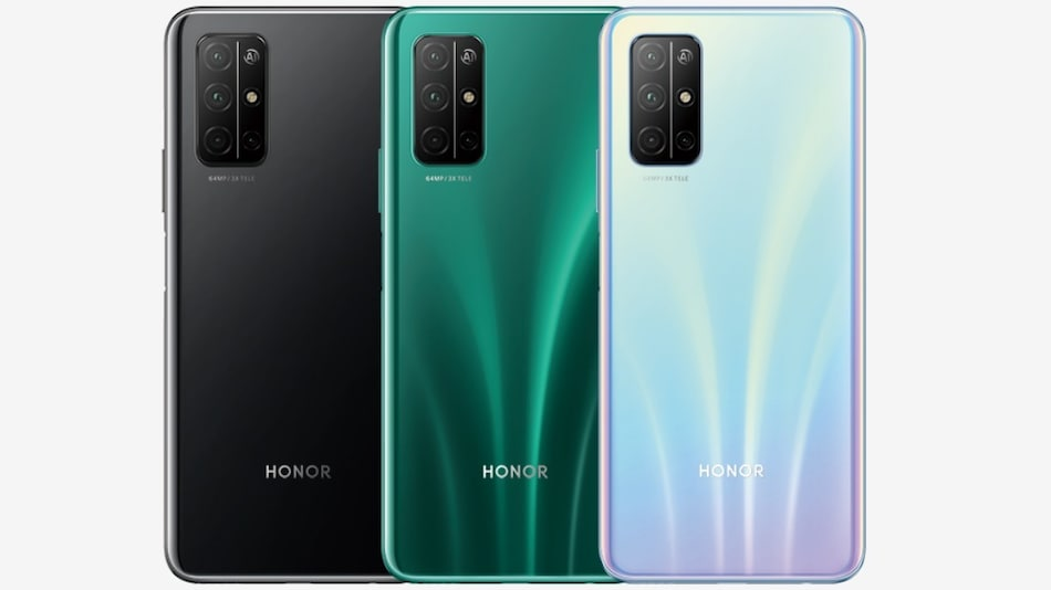 Honor 30S With 64-Megapixel Quad Rear Camera Setup, Kirin 820 5G SoC Launched: Price, Specifications