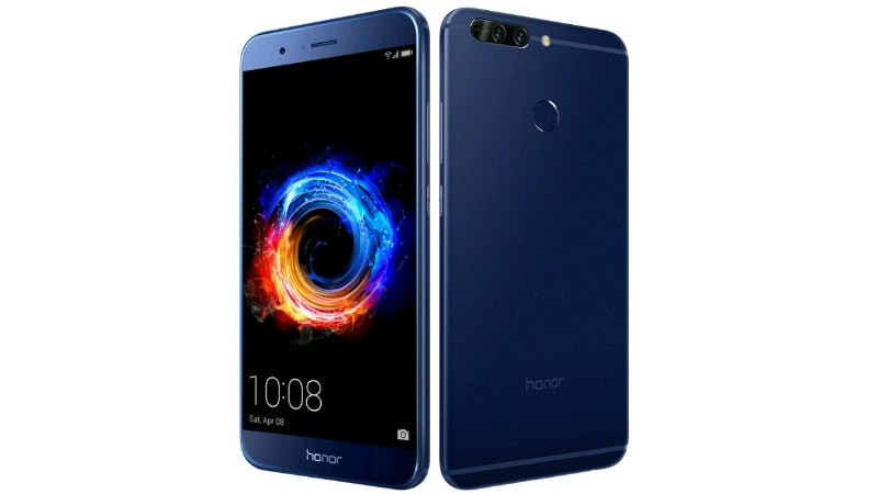 Honor 8 Pro With 6GB RAM, Dual Rear Cameras, 4000mAh Battery Launched