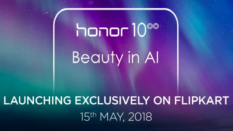 Honor 10 आज होगा लॉन्च, फ्लिपकार्ट पर होगी एक्सक्लूसिव बिक्री