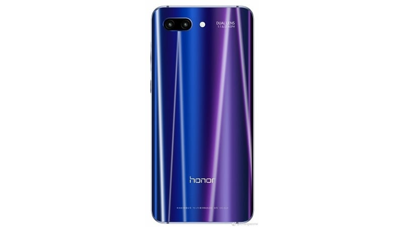 Honor 10 To come with Dual Cameras and Twilight Color Variant