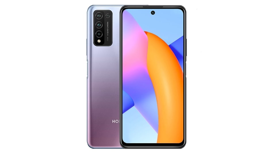 Honor 10X Lite With Quad Rear Cameras, Hole-Punch Display Launched: Price, Specifications