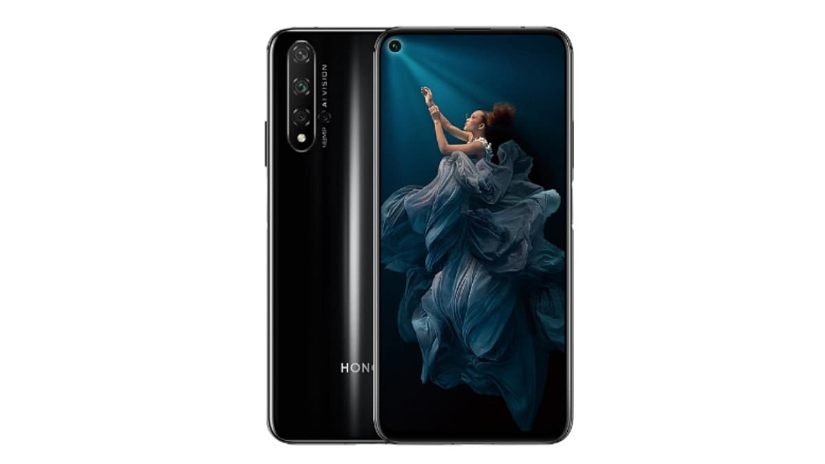 Honor 20 to Go on Sale in India Tomorrow via Flipkart, Launch Offers Detailed